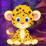 Mini Escape Game Baby Cheetah Rescue