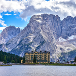 Misurina Mountains Puzzle