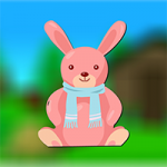 Naughty Pink Rabbit Escape