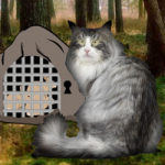 Norwegian Cat Forest Escape