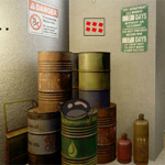 Oil Depository Room Escape