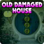 Old Damaged House Escape