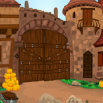 Old Pumpkin Village Escape 2