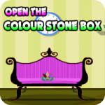 Open The Colour Stone Box