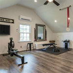 Personal Gym Room Escape