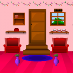 Pink Christmas Room Escape 2