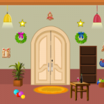 Pink Christmas Room Escape