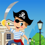 Pirate Boy Rescue