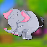 Playing Elephant Escape