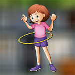 Playing Girl Escape