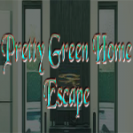 Pretty Green Home Escape