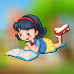 Reading Girl Escape