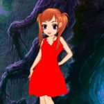Red Frock Girl Escape