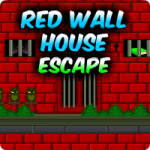 Red Wall House Escape