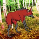Red Wolf Forest Escape