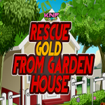 Rescue Gold From Garden House