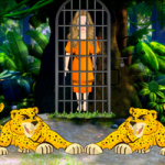 Rescue Jungle Girl Escape