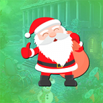 Rescue Santa From Mystery Palace