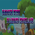 Rescue With Diamond Necklace