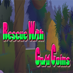 Rescue With Gold Coins