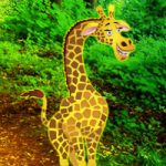 Save The Giraffe