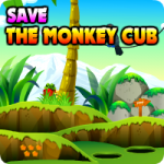 Save The Monkey Cub