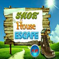 Shoe House Escape