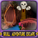 Skull Adventure Escape