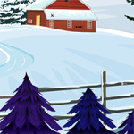 Snow Hut Escape ZooZooGames