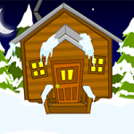 Snowy Cabin Escape
