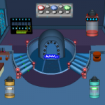 Spaceship Escape Games4Escape