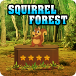 Squirrel Forest Escape