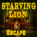 Starving Lion Escape