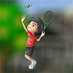 Tennis Boy Escape