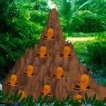 Termite Mound Forest Escape