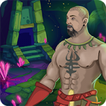 The Circle Crystal Cave Escape