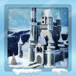 The Frozen Sleigh Snow Castle Escape