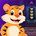 Tiger Rescue Games4King