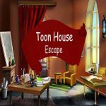 Toon House Escape