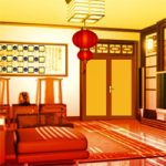 Traditional Chinese House Escape