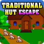 Traditional Hut Escape