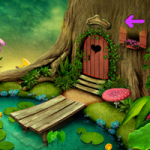 Treasure Jewel Forest Escape
