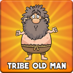 Tribe Old Man Escape