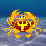 Underwater King Crab Rescue