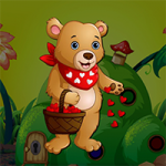 Valentine Bear Escape