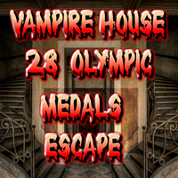 Vampire House 28 Olympic Medals Escape