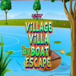 Village Villa Escape By Boat