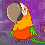 Winsome Parrot Escape