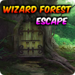 Wizard Forest Escape