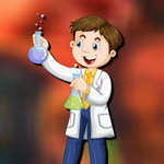Young Scientist Boy Rescue